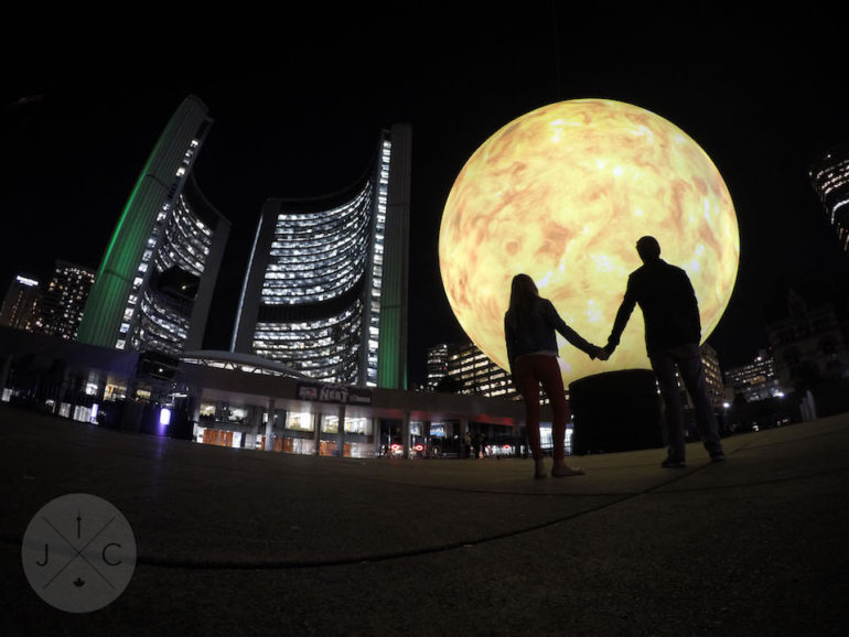 From Sunset to Sunrise: Nuit Blanche 2016
