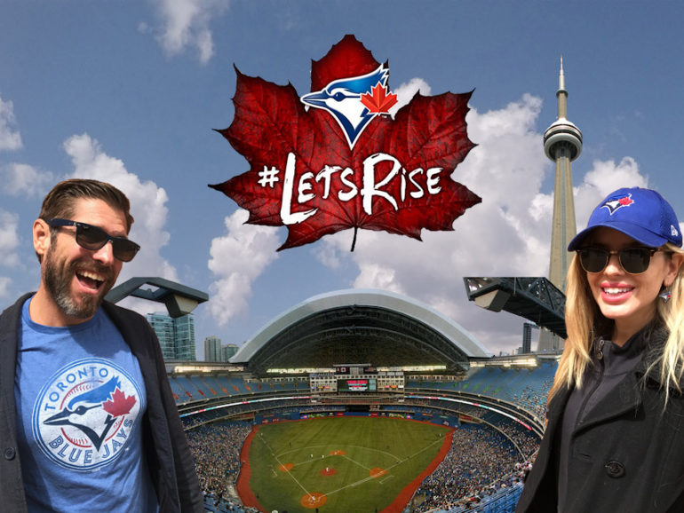 A Love Letter to the Toronto Blue Jays – #LetsRise